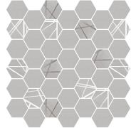 Mosaic Baffin Gray Dark мозаика коллекционная 297х316