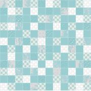 Mosaic Aquamarine DW7MSC16 мозаика 300х300, AltaCera, Россия